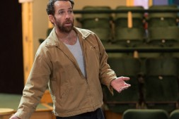 Rehearsals / Jonjo as John Proctor, 4 - © Royal Exchange https://www.flickr.com/photos/rxtheatre/21205487912/in/album-72157658279216122/
