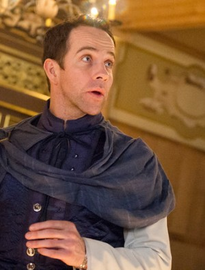 Jonjo O'Neill in Cymbeline ©Alastair