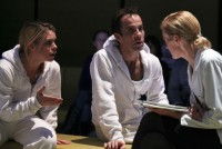 Jonjo, Billie Piper and Anastasia Hille in the Effect