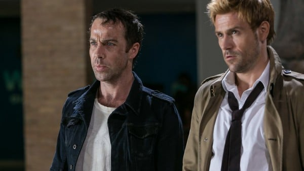 onjo O'Neil as Gary Lester, Matt Ryan as Constantine